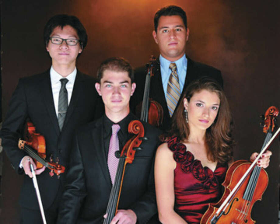 Contributed photoThe Dover Quartet is considered one of the most remarkably talented string quartets ever to emerge at such a young age.