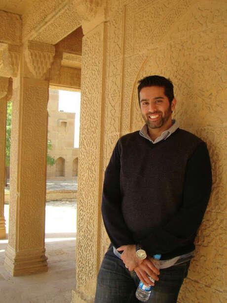 Sakib Shaikh is a spokesman for the Muslim Children Education and Civic Center in San Antonio. Photo: /Courtesy Photo
