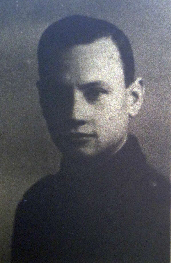 ADVANCE FOR 9:00 P.M. EDT, SUNDAY OCT. 19 AND THEREAFTER - This undated handout photo provided by the National Archives and Records Administration shows Martin Hartmann. Hartmann reached an agreement with the U.S. Department of Justice in 2007 to return to Germany when it was found out he was a Nazi SS guard in World War II. An Associated Press investigation found dozens of suspected Nazi war criminals and SS guards collected millions of dollars in Social Security payments after being forced out of the United States. (AP Photo/National Archives and Records Administration)