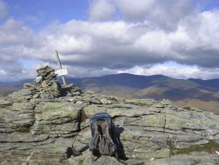 Photo by Rob McWilliamsNew Hamphsire's Wild River Wilderness from North Baldface Mountain.