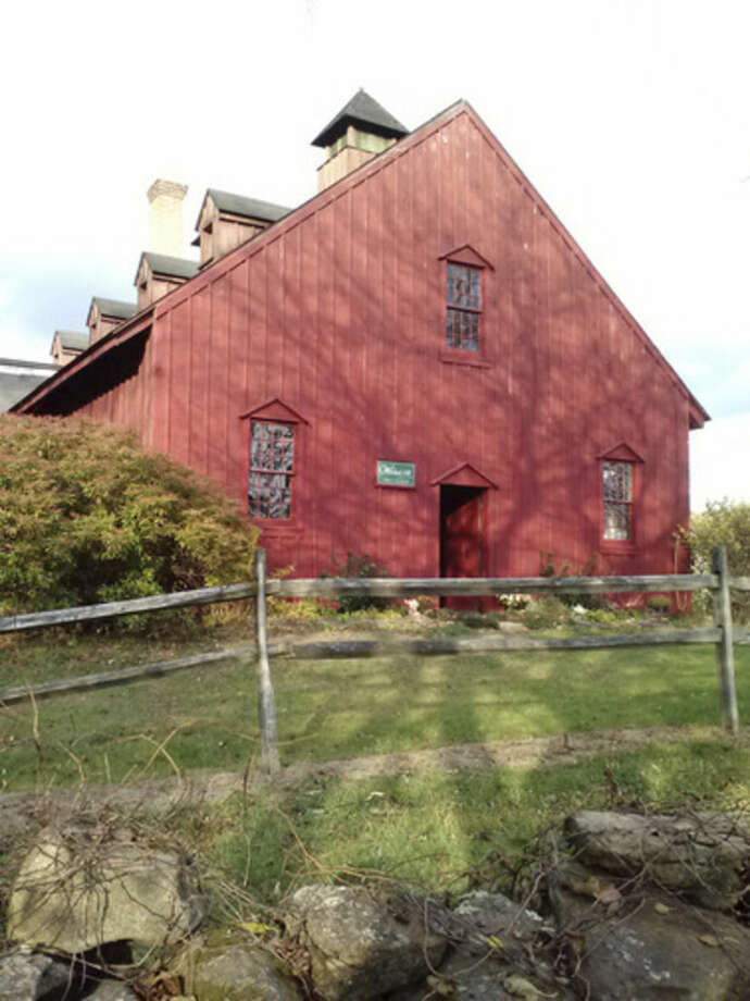 Photo by Frank WhitmanWestford Hill Distilling's antique barn.