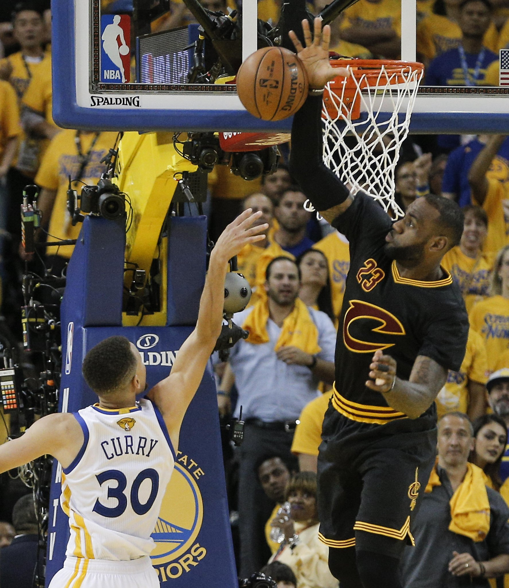 cavs survive thanks to breakout games from james irving sfgate