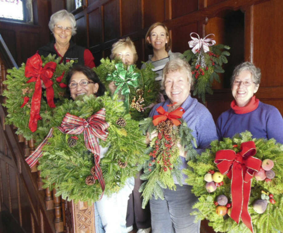 The Norwalk Garden Club picked up several new members this year, including: Senya Golovchenko,  Tanya  Nagyhetenyi , Gail Candlin,  Diane Russell,  Silvia Price,  Betty Downing,  Jacqueline Heinrich,  Betty Green,  Annette Maeberger,  Lucie Sasaki-Scanlon, and  Esther Stefanidis. Several new members are shown in the photograph.