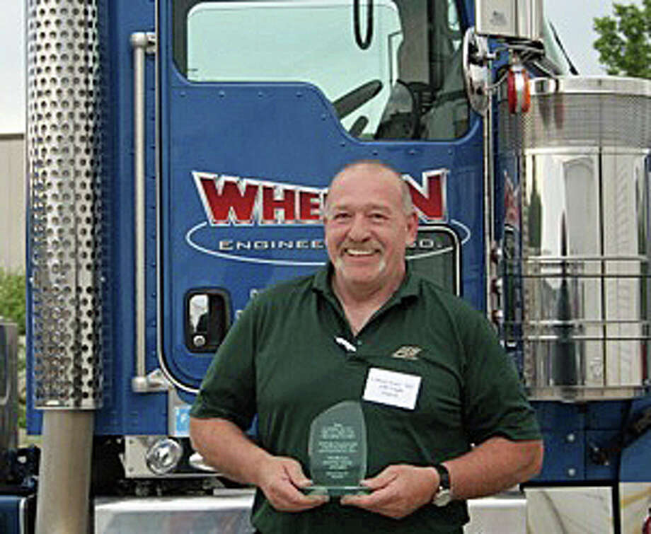 """Tony Spero, of Stratford-based ABF Freight, drove home with the top award in the Motor Transport Association of Connecticut's Truck Driving Championship on Saturday. June 11, 2016. According to an MTAC release, """"the Grand Champion is the driver who has the highest combined score from the written exam, pre-trip vehicle inspection, and skills course in the competition."""" Spero will now head to the National Truck Driving Championship to compete in the Flatbed class. He has previously been the National Grand Champion in the flatbed class. This year's event will be held from August 10-13 in Indianapolis."""