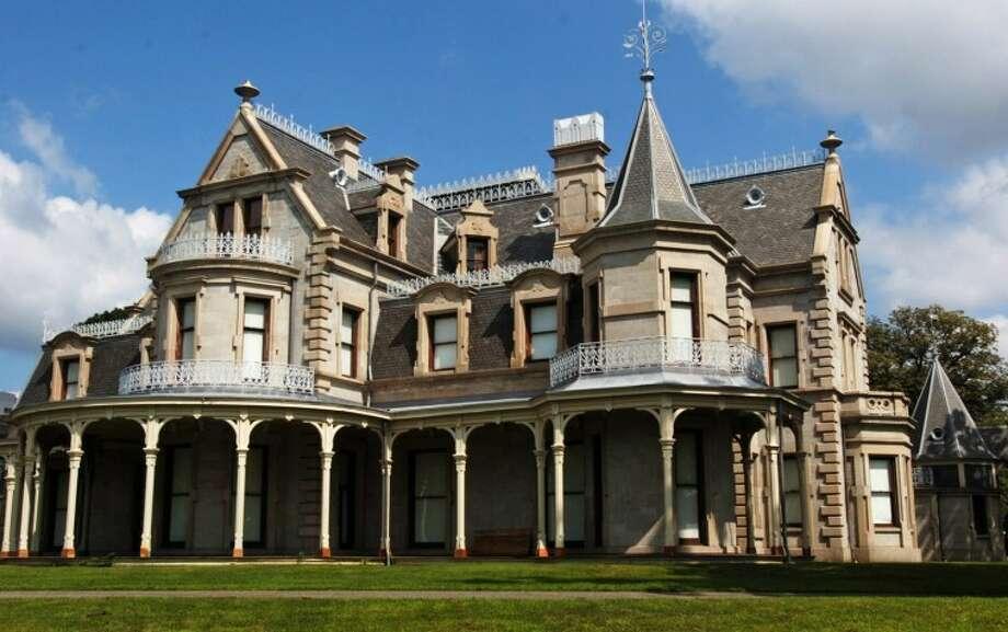 The Lockwood Mathews Mansion Museum