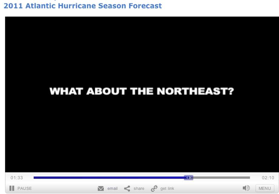 Hurricane season set to be a doozy