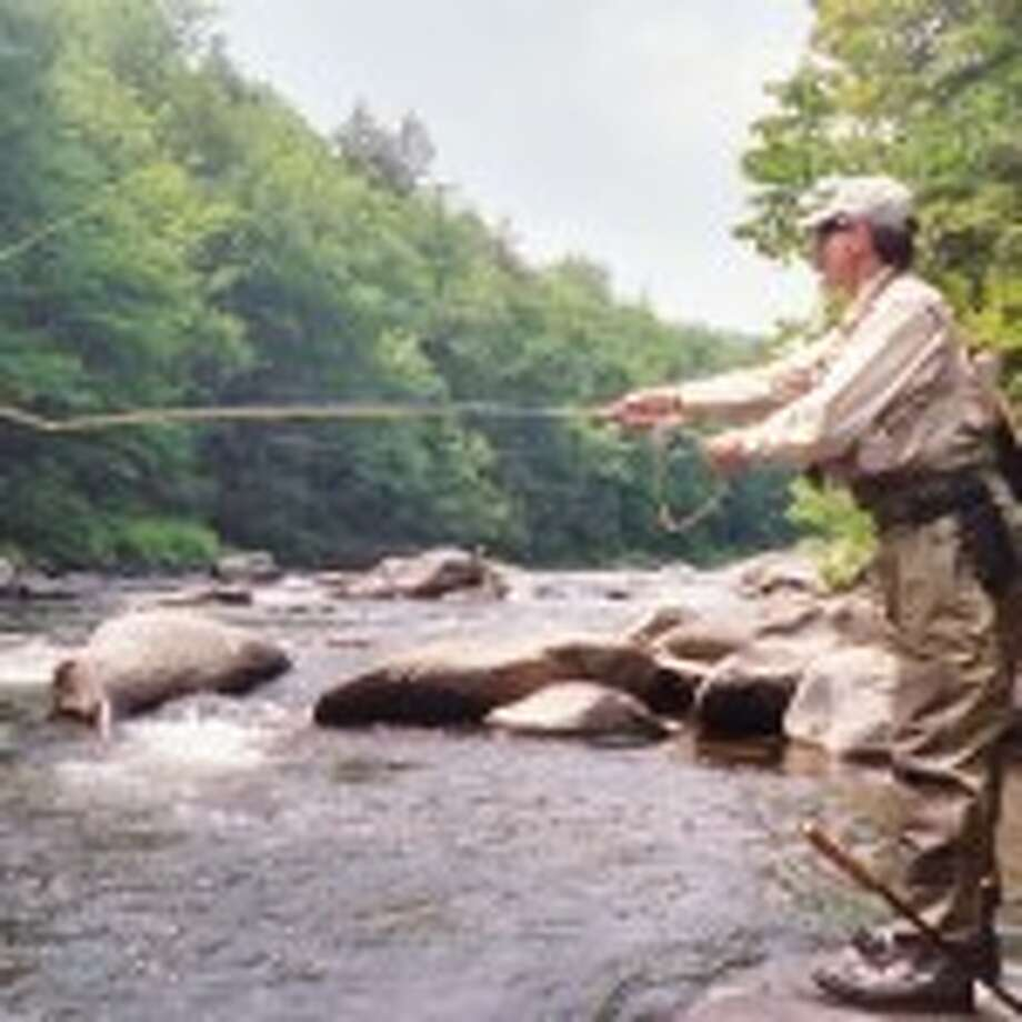 Norwalker to offer fly fishing tips at Trout Unlimited event
