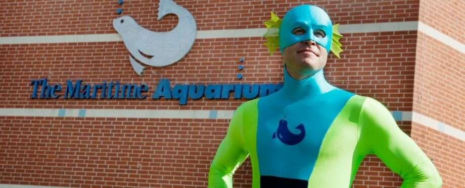 Captain Living Sound coming to the Maritime Aquarium at Norwalk