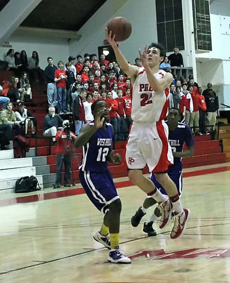 Stamford's Tarpey leads Prep past Westhill