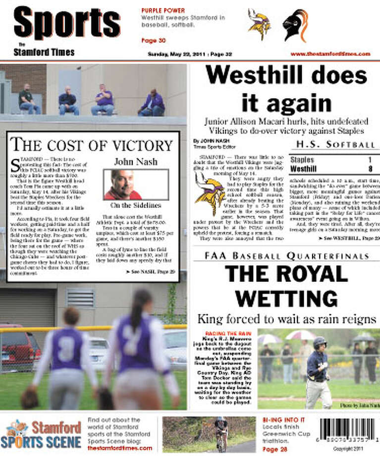 This Week in The Stamford Times (May 22, 2011 edition)