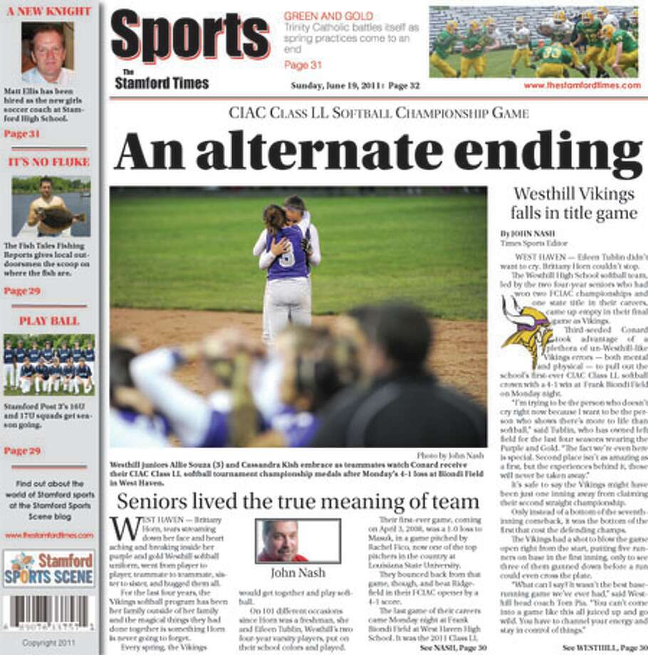 This week in The Stamford Times (June 19, 2011 edition)