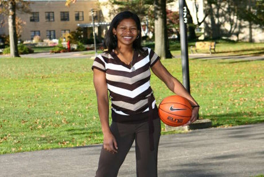 Norwalk's Briana Brown named to BIG EAST's All-Academic Team