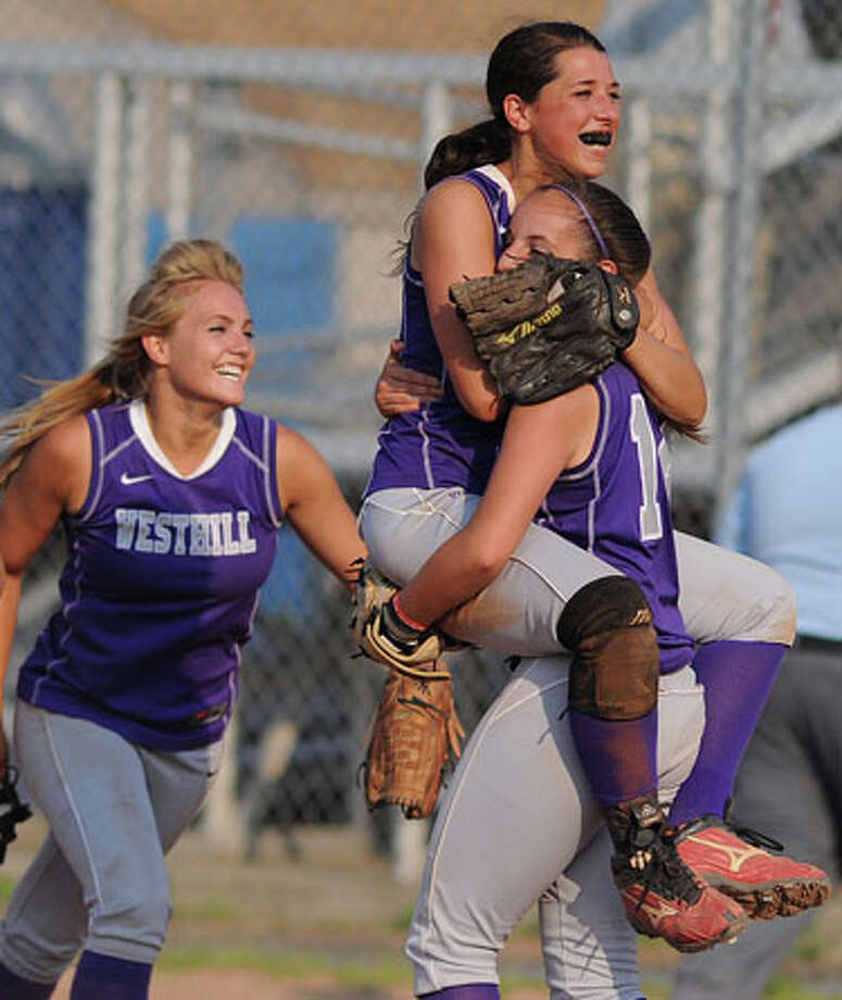 Next stop for Westhill: A second straight Class LL championship game