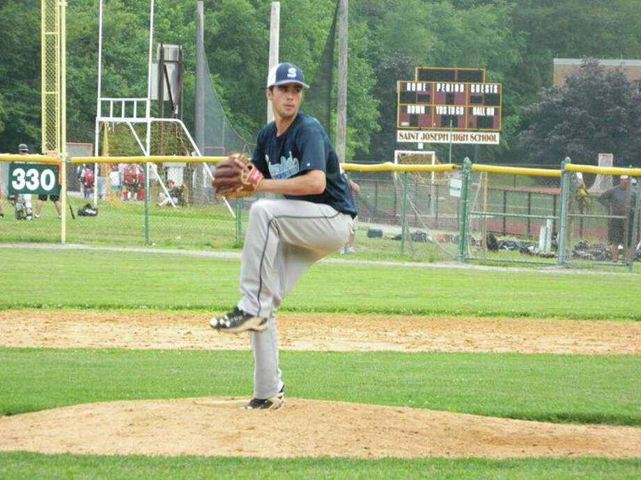 Westhill's Oakes fires no-hitter in Junior League ball