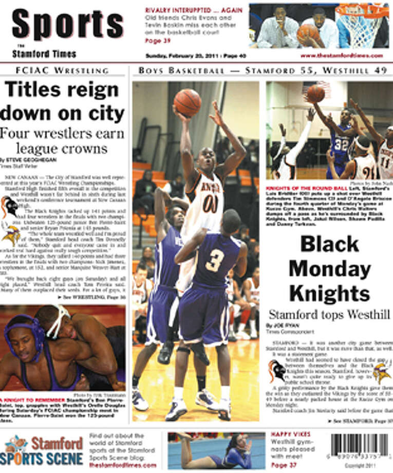 This week in The Stamford Times (Feb. 20, 2011 edition)