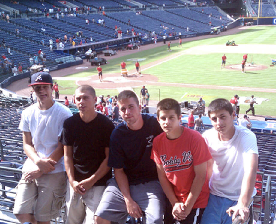 BASEBALL — The Trip: Day 6 - The Home of the Braves and an end to Dan Uggla's 33-game hitting streak