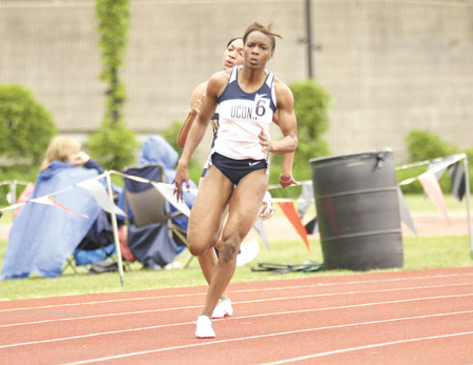Cool Runnings -- Hawthorne ends her successful UConn career at a high-rate of speed