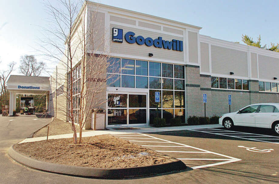 Hour photo / Erik TrautmannThe Westport Goodwill is moving to a new location at 1700 Post Road East. The grand opening is set for March 23. / (C)2011, The Hour Newspapers, all rights reserved