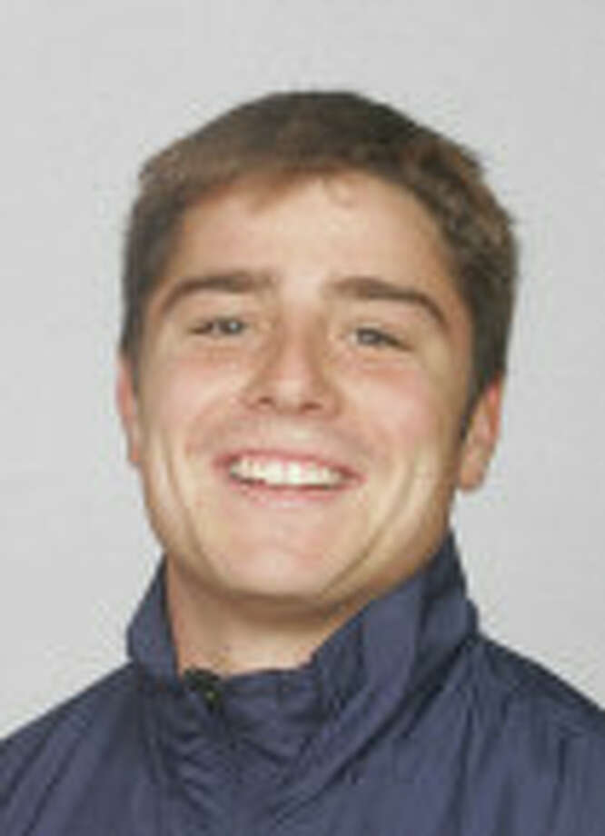 Norwalk diver Genuario honored by UConn