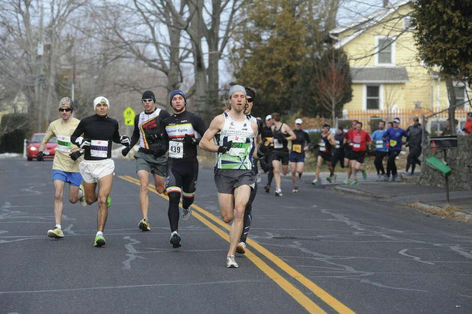 The Boston Buildup 10k race on Sunday. hour photo/Matthew Vinci