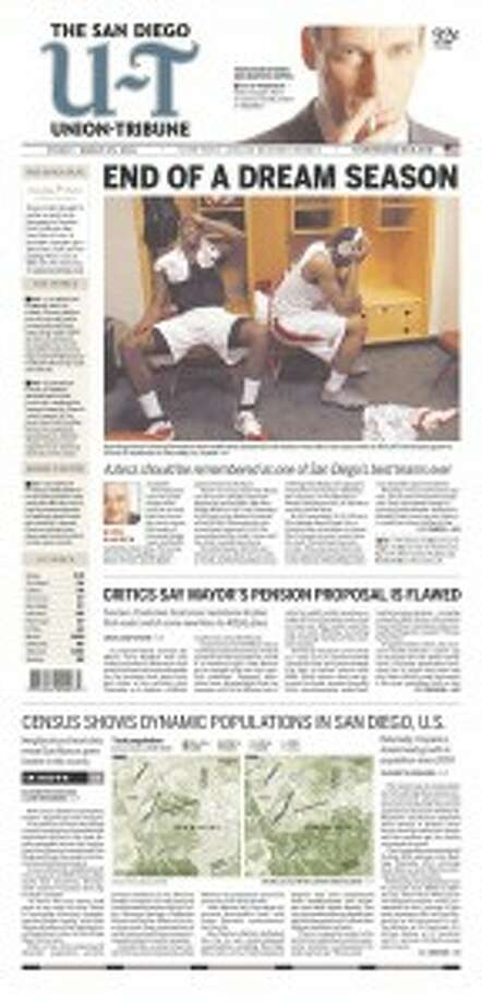 UConn men know how to make headlines
