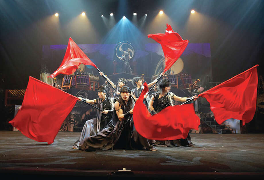 "Contributed photos""TAO: The Art of the Drum,"" above and below, plays the Palace Theatre at 8 p.m. on March 24. Tickets range from $30 to $70."