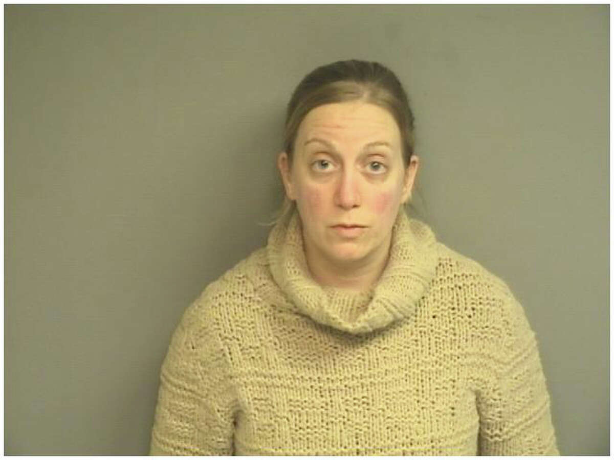 Heather Gansel, 35, of 1500 Hope St., Stamford, was arrested Thursday and charged with stealing $415,000 from her 92-year-old grandmother.