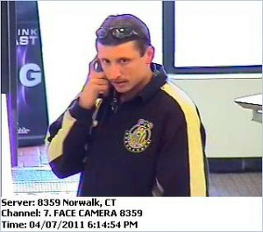 New Photo of T-Mobile Burglar