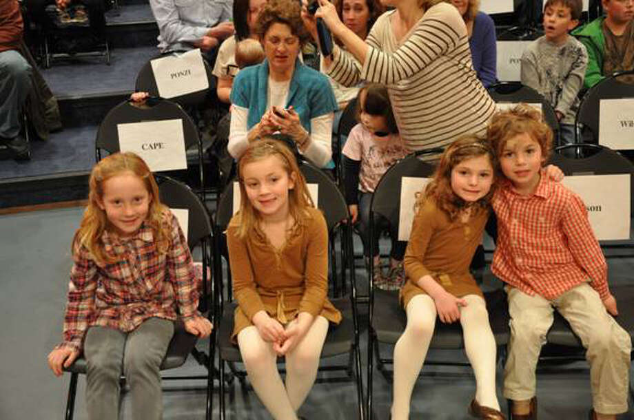 "Kindergarteners from Rogers International School were in the audience of the ""Maury"" show for a show that will air on Friday, April 22."