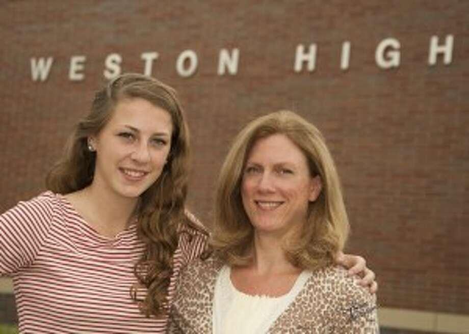 Weston Women's League honors high school senior
