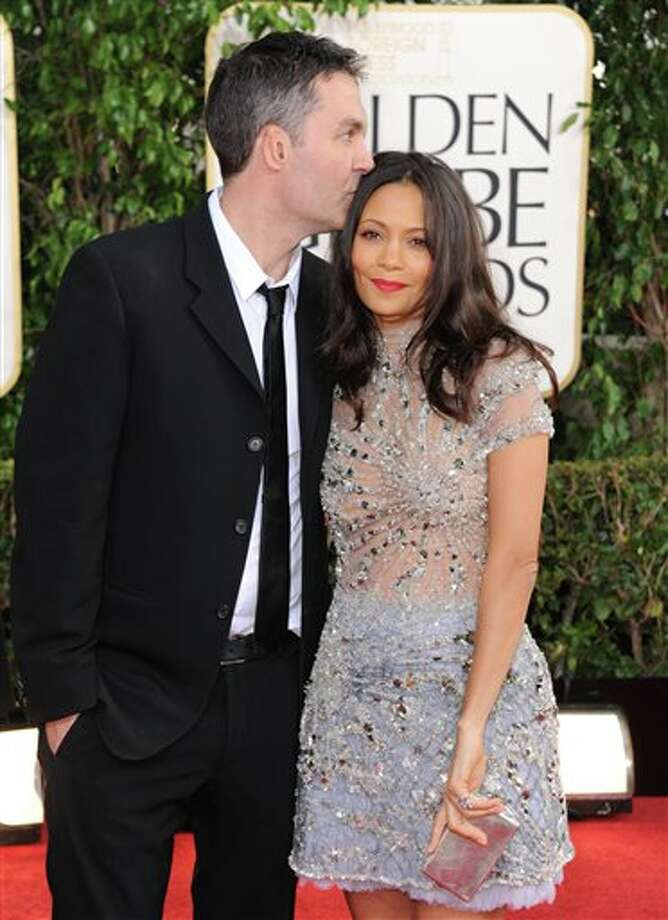 Image result for thandie newton and ol parker