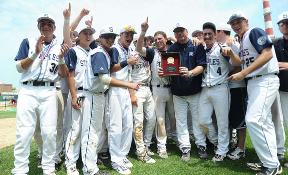 Introducing your 2011 FCIAC Baseball Champions — The Staples High Wreckers