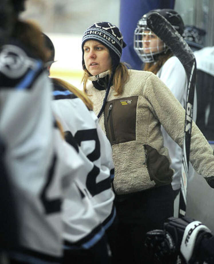 A young coach goes old school on her team