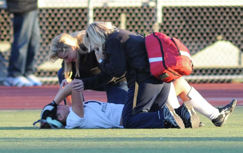Hendry will miss state field hockey tournament