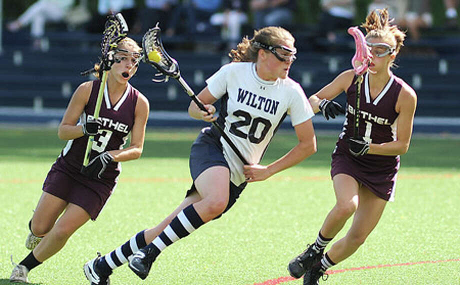 Class M girls lacrosse quarterfinal is the FCIAC semifinal we all wanted to see