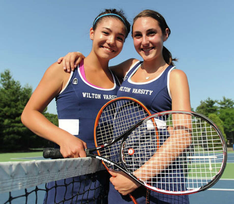 The Class of 2011 — Day 17: Tennis partners with a passion for their sport and their friendship