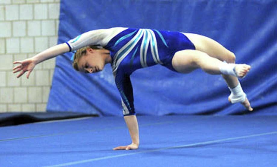 137 x 2 = A great start to the gymnastics season