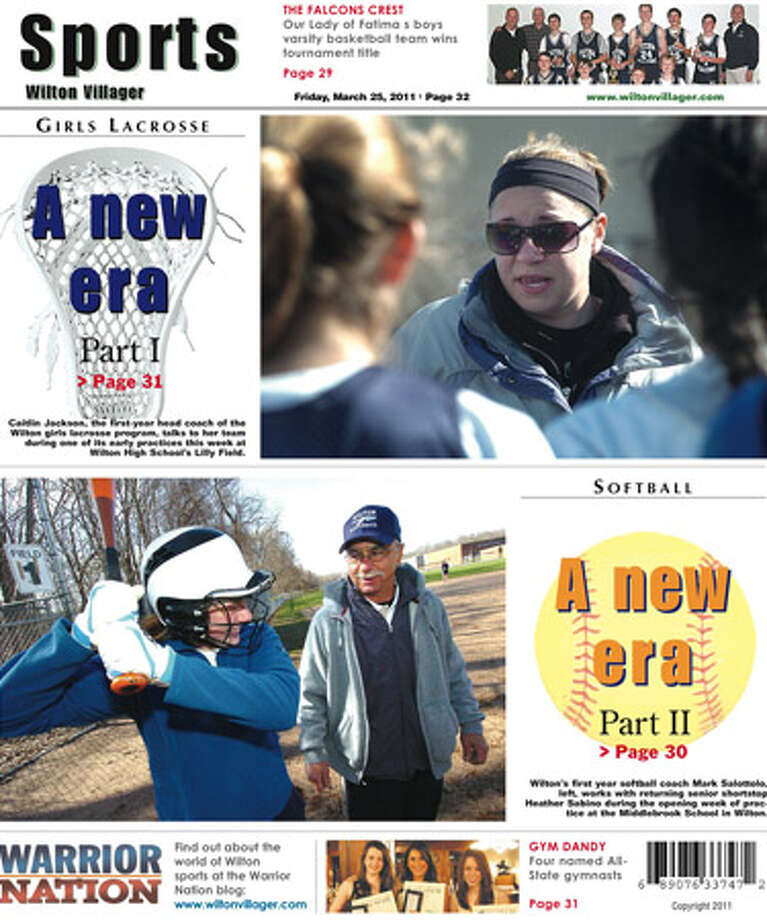 This Week In The Wilton Villager (March 25, 2011 edition)