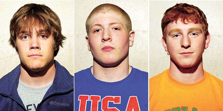Three wrestlers named to The Hour's All-Area team