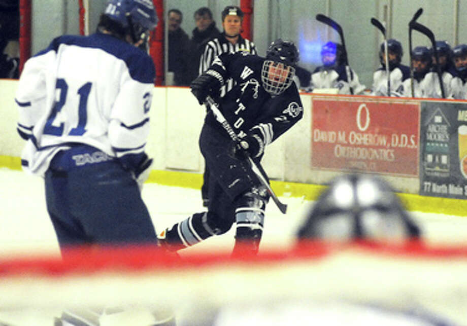 MISSING: Blue & White Hockey Team — Reward pending upon their return
