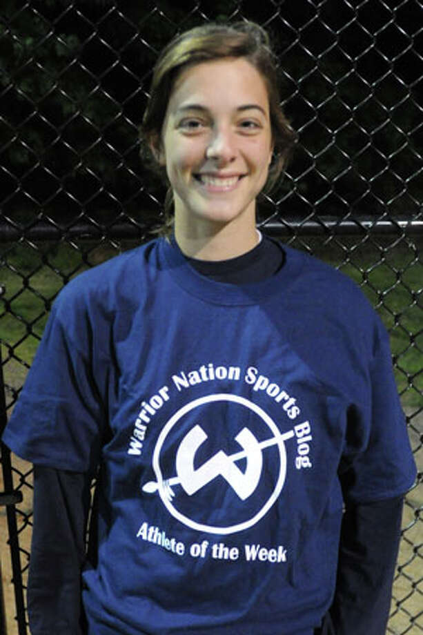 Maddie Kratz knocks off an undefeated team, and a one-loss team to take Trackside's Athlete of the Week