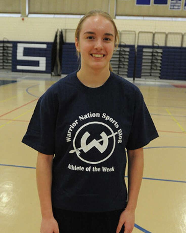 Fulton hauls down January's last Trackside Teen Center Athlete of the Week Award