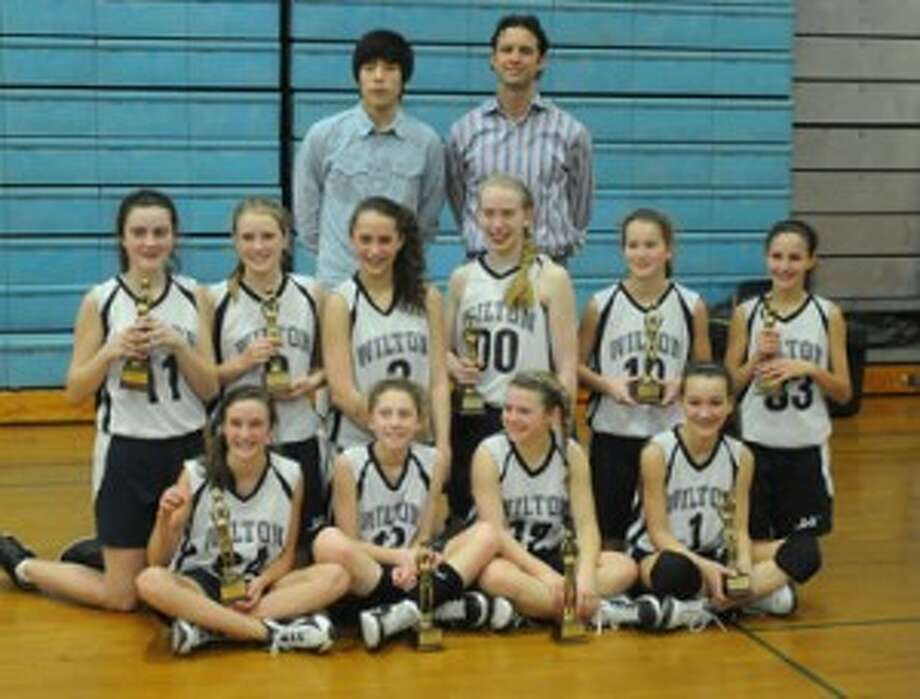 Three-peat comes with being the best 8th Grade team twice
