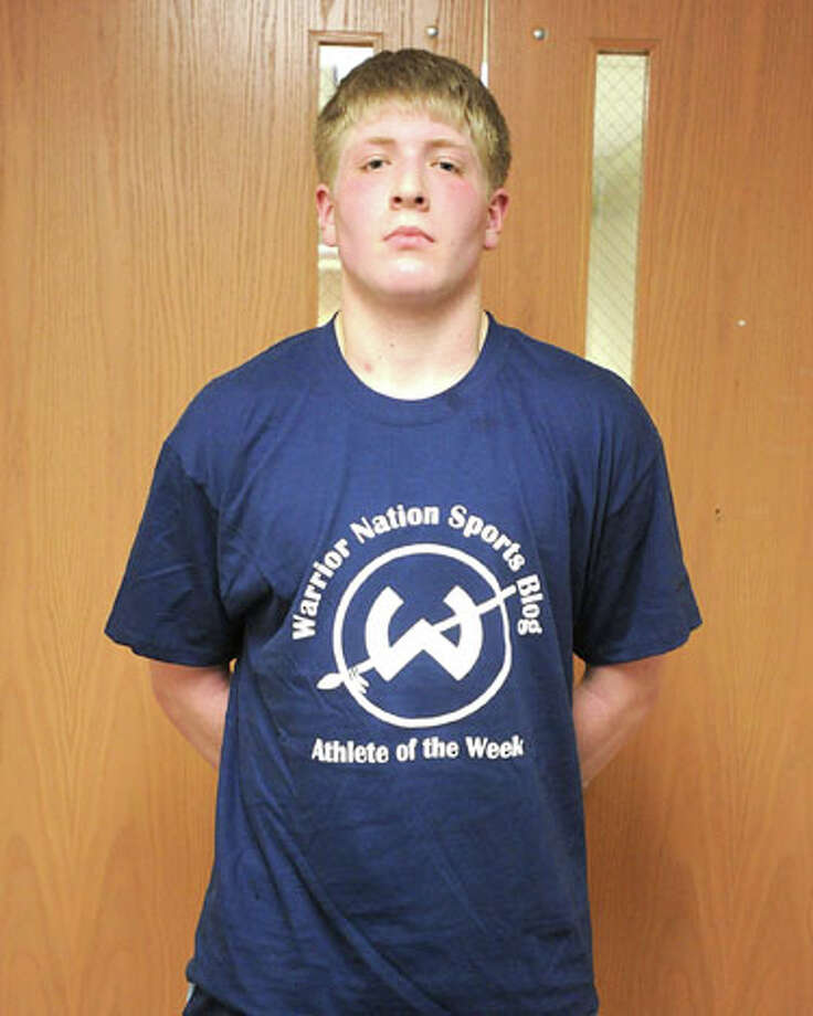 DeJager wrestles away WNSB/Trackside Teen Center Athlete of the Week for Week 3
