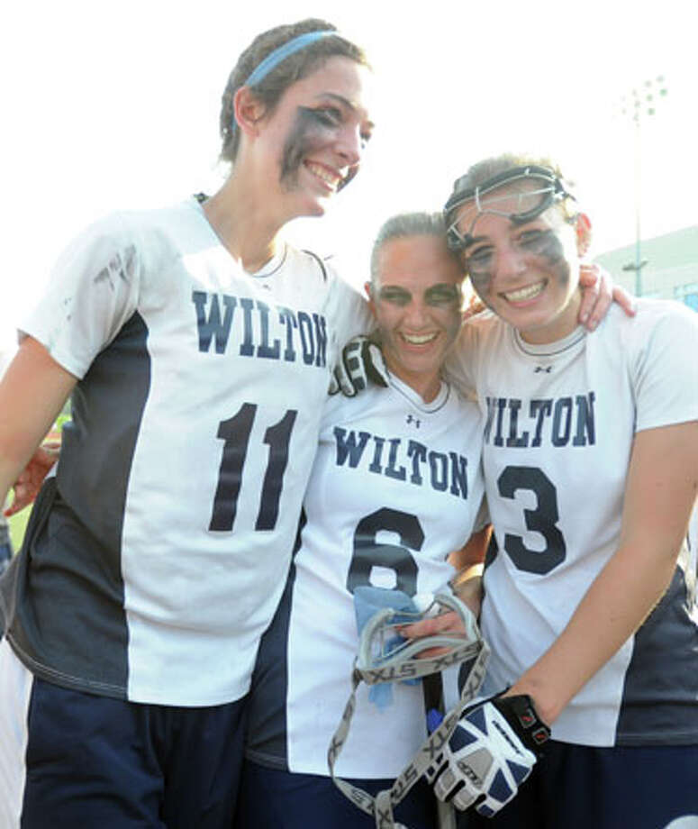 The Class of 2011 — Day 7: Good things come in threes, including these seniors