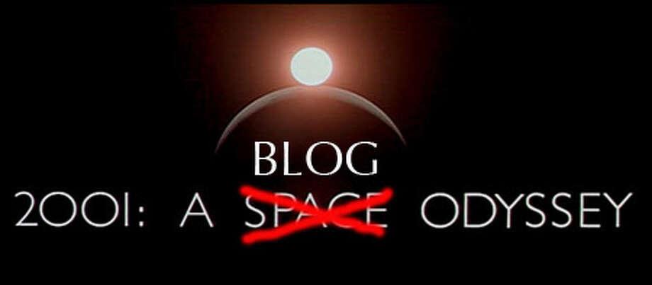 2001 — A Blog Odyssey