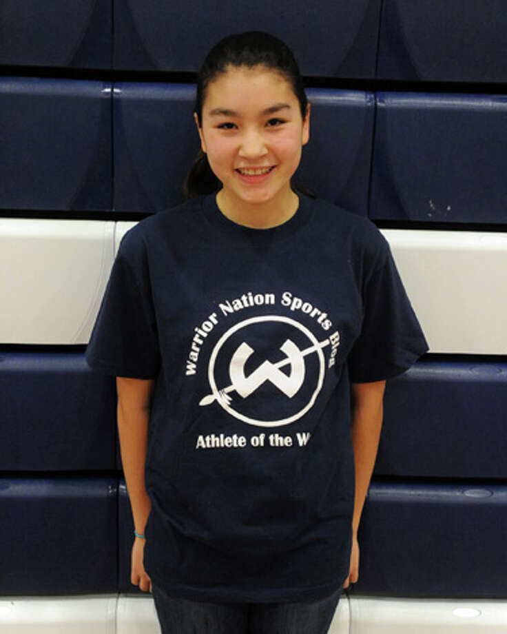 Ward doesn't let hurdles stand in the way of Trackside Teen Center Athlete of the Week Award