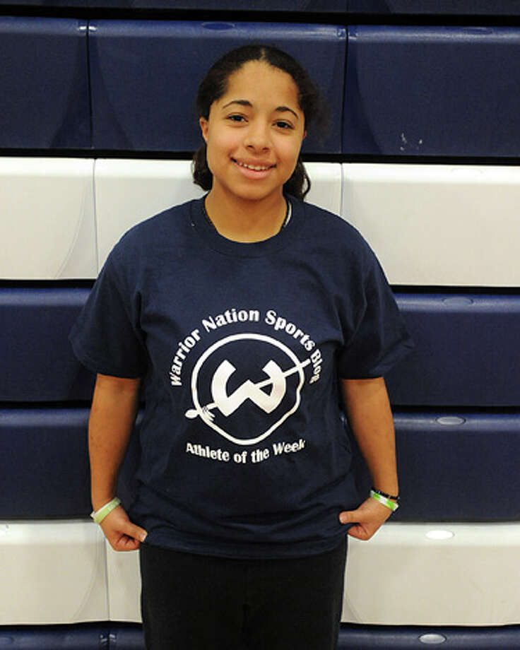 51 reasons why Vanessa Pagano is the latest Trackside Teen Center Athlete of the Week