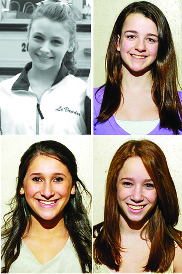 LeVander named The Hour's All-Area MVP, three other Warriors named to All-Area Team