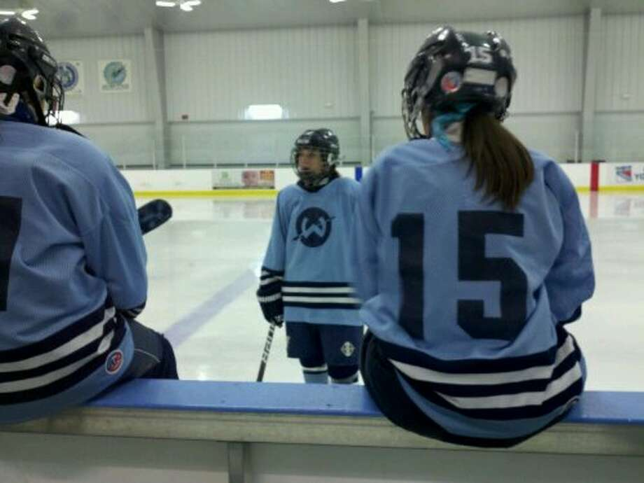Why is the Wilton girls hockey team getting hosed this winter?